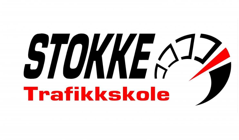 Stokke Trafikkskole logo